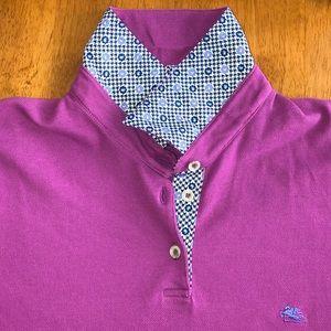 Etro Shirts - ETRO Men's Polo Sz Small